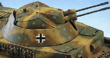 Flakpanzer IV Kügelblitz Photo-15