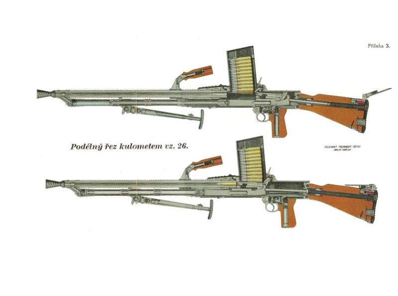 ZB vz. 26/30 - MG 26/30(t) Priloh10