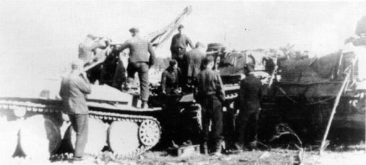 Bergepanzer 38(t) Pz38tb10