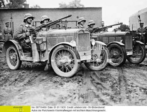 La Reichswehr - (1919 /1935) Reichs11
