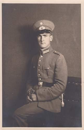 La Reichswehr - (1919 /1935) Reichs13