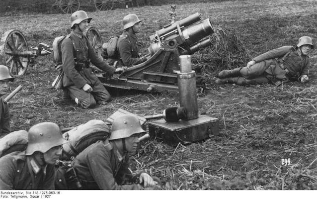 La Reichswehr - (1919 /1935) Reichs14