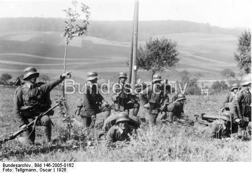 La Reichswehr - (1919 /1935) Reichs15