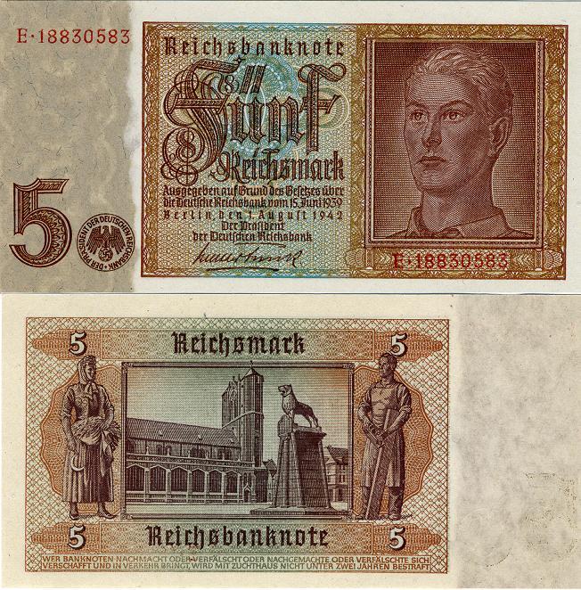 Le Reichsmark - (1924/1948) Reichs18
