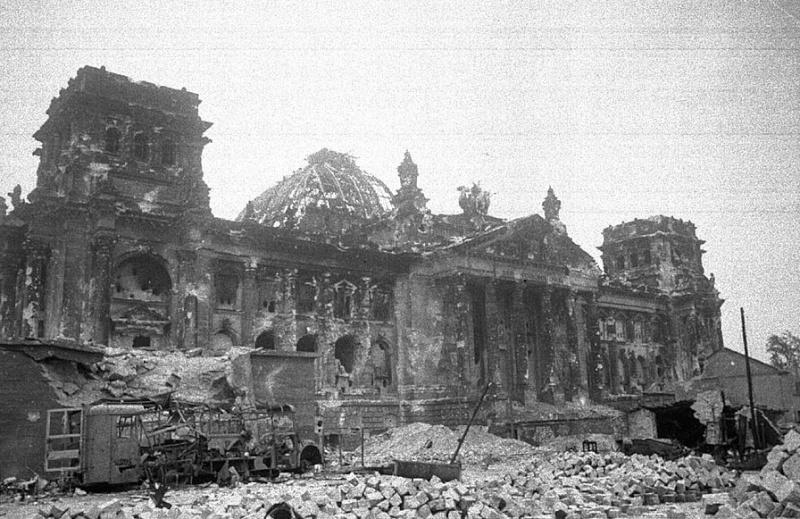 Le Palais du Reichstag Reichs26