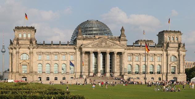 Le Palais du Reichstag Reichs28