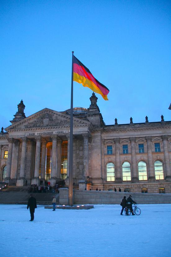 Le Palais du Reichstag Reichs30