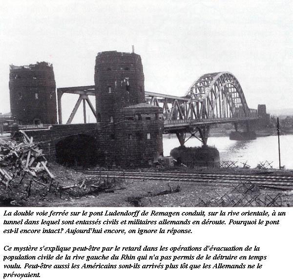 7 mars 1945 - Le pont Ludendorff à Remagen Remage10