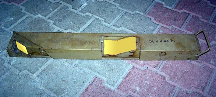 RIEGELMINE 43 Rmi-4313