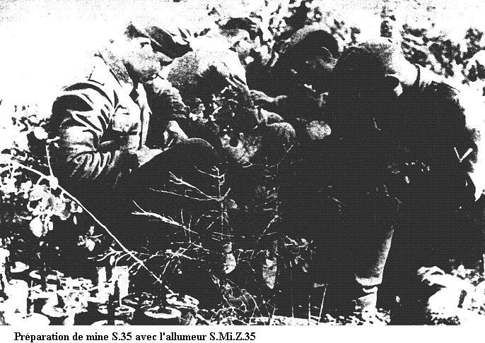 S.MI. 35 - (Schrapnellmine) S35-bi10