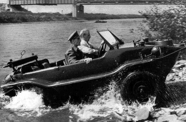 Volkswagen Schwimmwagen Schwim10