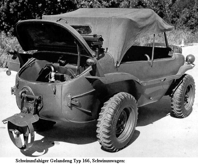 Volkswagen Schwimmwagen Schwim11