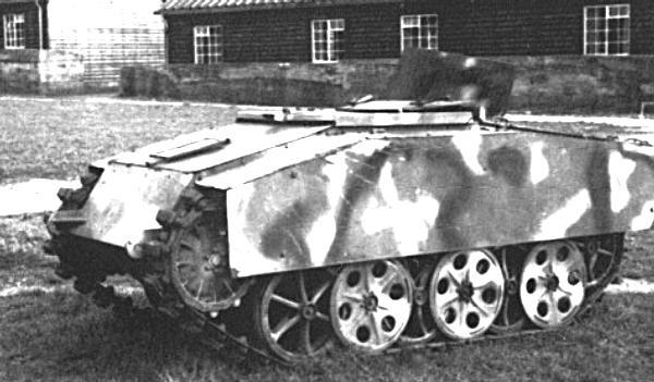 """SdKfz 304 """"Springer"""" Sdkfz_11"""
