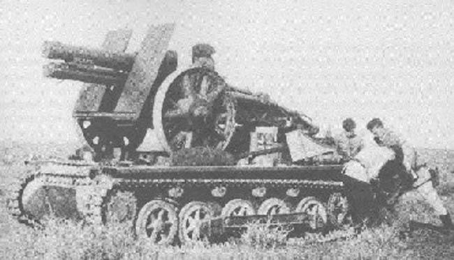 15-cm schwere Infanterie Geschutz 33 Sig-3310