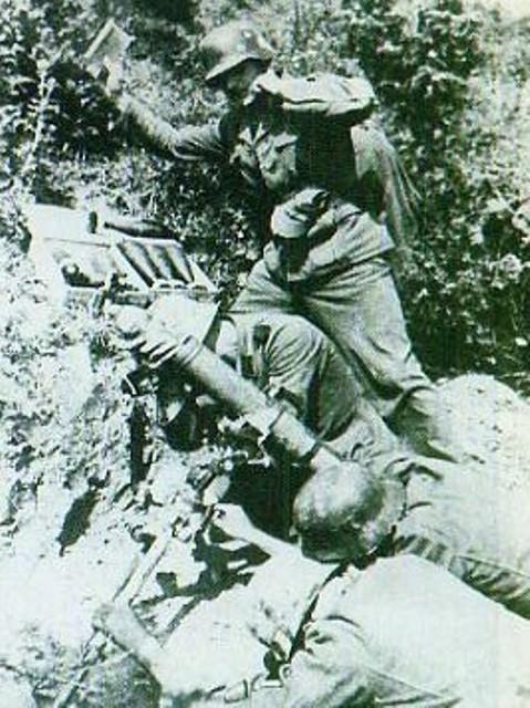 Waffen ss - Uniforme Grenadier Div Charlemagne - Berlin 45 Sturm810
