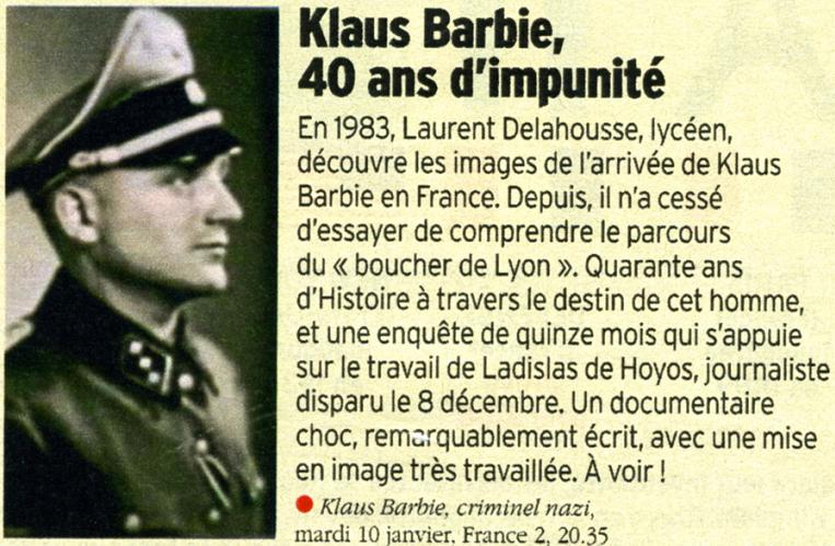 Klaus Barbie Tele_710