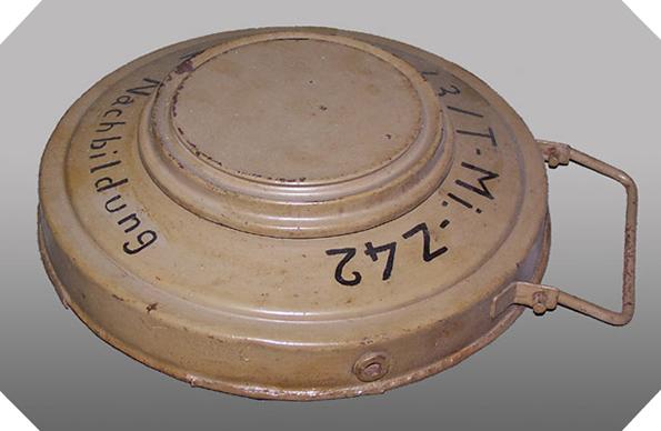 TELLERMINE 43 - T.MI.43 Teller25