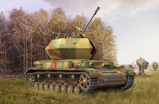Flakpanzer IV Östwind Tru01510