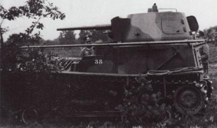 Leichte Traktor - (VK) 31 Vk-31-10
