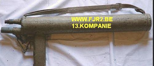 Einstossflammenwerfer 46 Wapens10