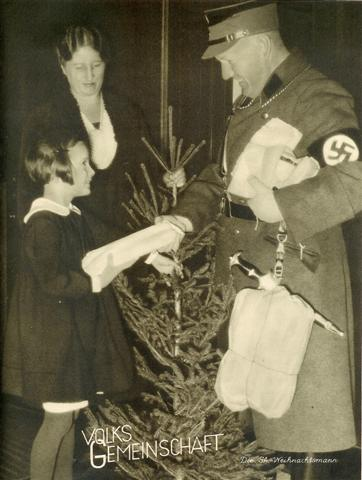 Nazi Christmas !!! Weihna12