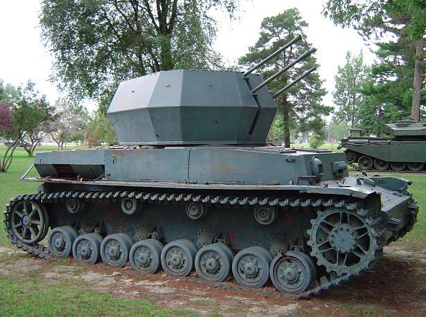 Flakpanzer IV Wirbelwind Wilber10