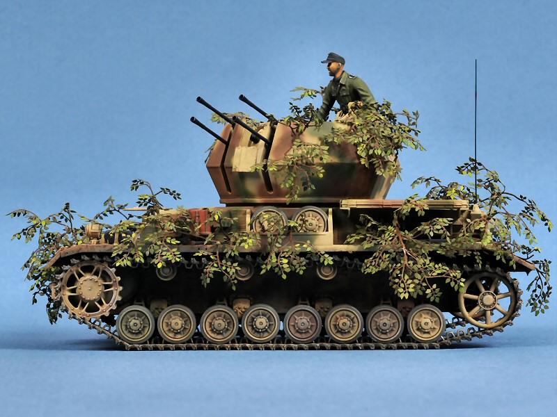 Flakpanzer IV Wirbelwind Wirbel12