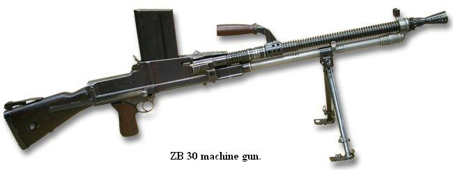 ZB vz. 26/30 - MG 26/30(t) Zb3010