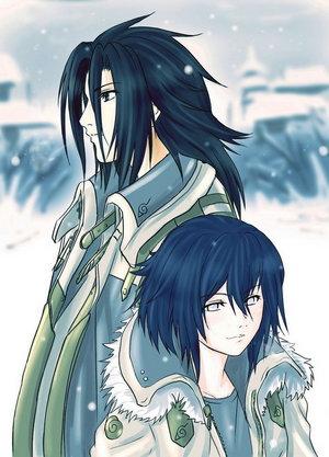 Couple Sasuke23