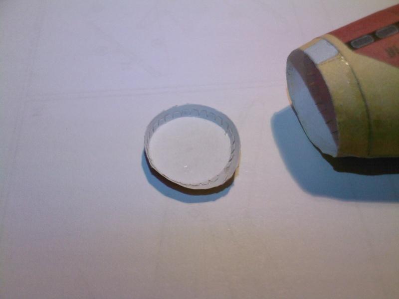 Macchi MC72 approxi 1/35° Papier Sp_a0224