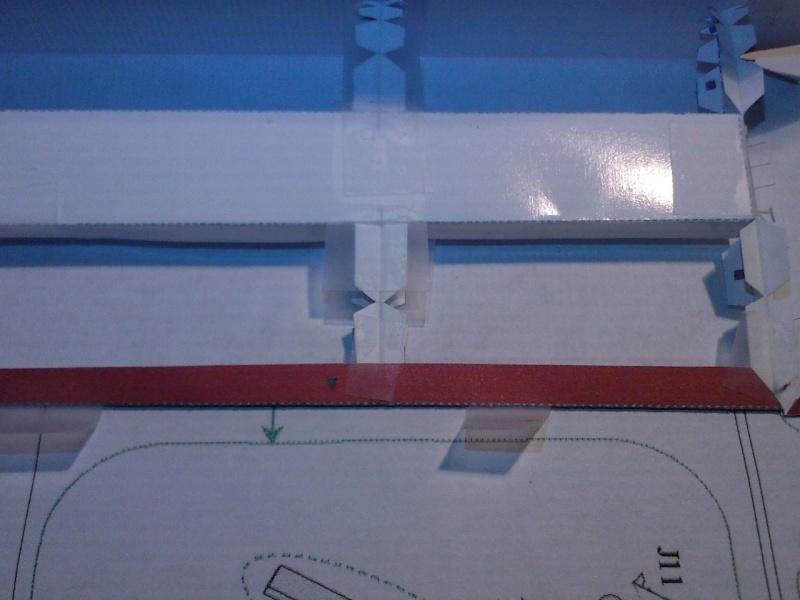 Macchi MC72 approxi 1/35° Papier Sp_a0238