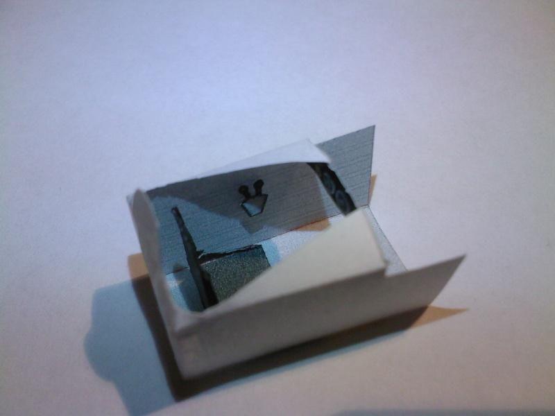 Macchi MC72 approxi 1/35° Papier Sp_a0245