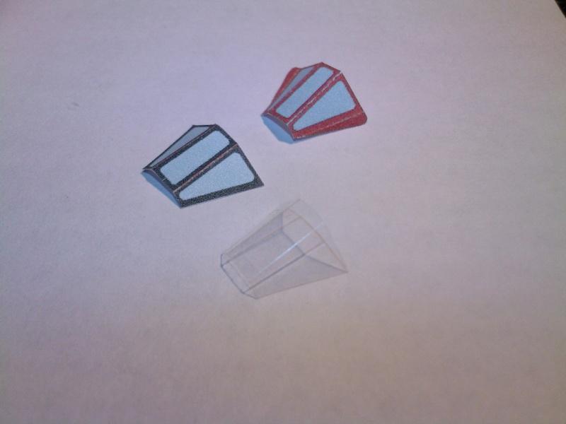 Macchi MC72 approxi 1/35° Papier Sp_a0312