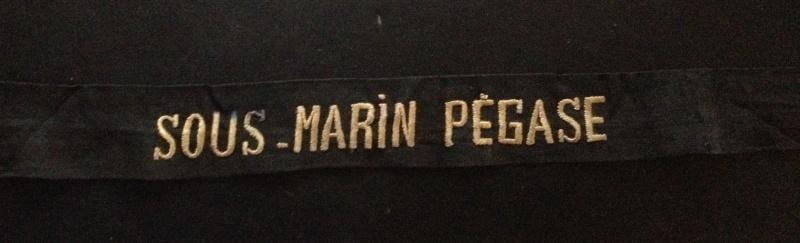 [ Logos - Tapes - Insignes ] Collection de rubans légendés de sous-marin et brevets SM Img_1910