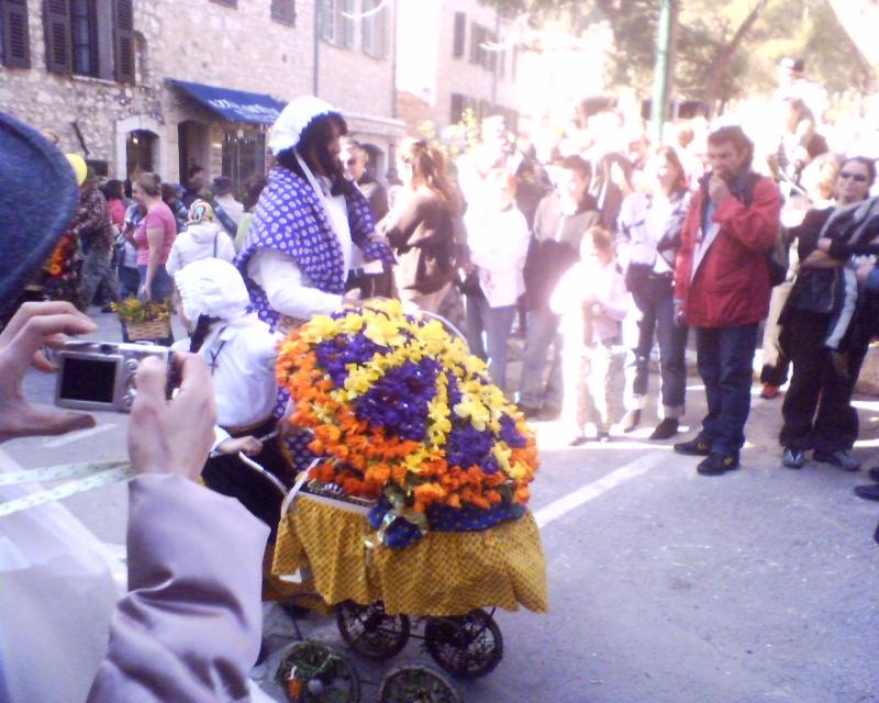 Photos de la fête de la violette (tourette sur loup) 11-03-21