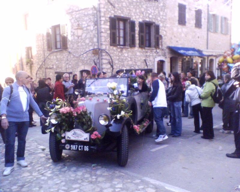 Photos de la fête de la violette (tourette sur loup) 11-03-25