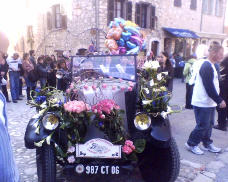 Photos de la fête de la violette (tourette sur loup) 11-03-26