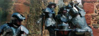 palabres des chevaliers de Franche Comté