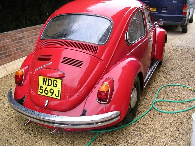 Oli's 1971 Bug Dscn1411