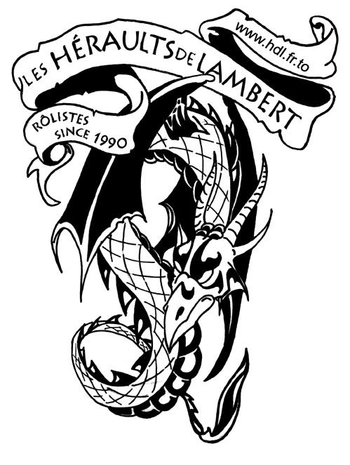 logos officiels de l'association Dragon10