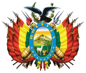 Medalla de la Independencia de Bolivia (1825) Coat_o10