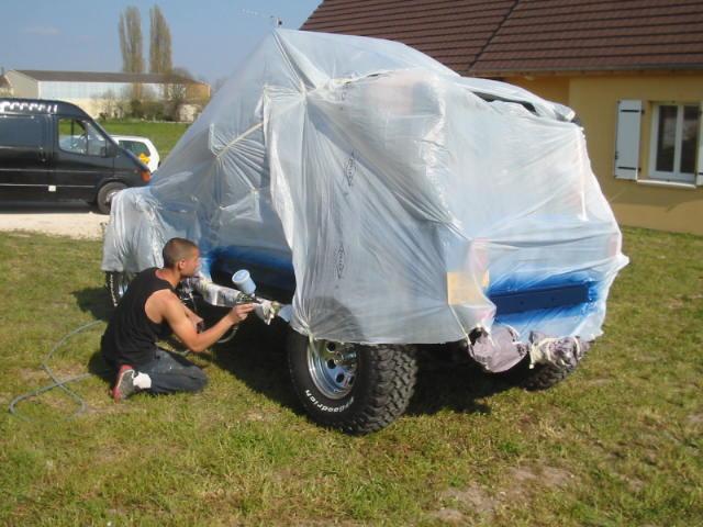 boucher les ailes de nos jeep Carros18