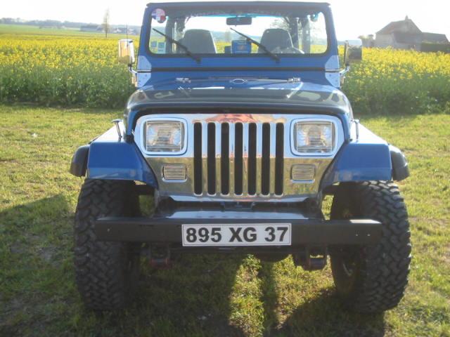 boucher les ailes de nos jeep Carros20