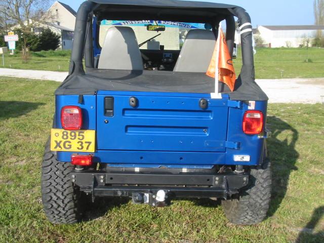 boucher les ailes de nos jeep Carros21
