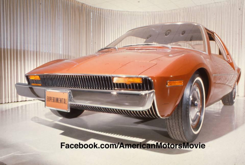 Première année : AMC Pacer 1972_a11