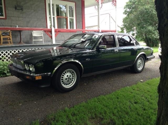 Jaguar : 50 ans de XJ Jag89110