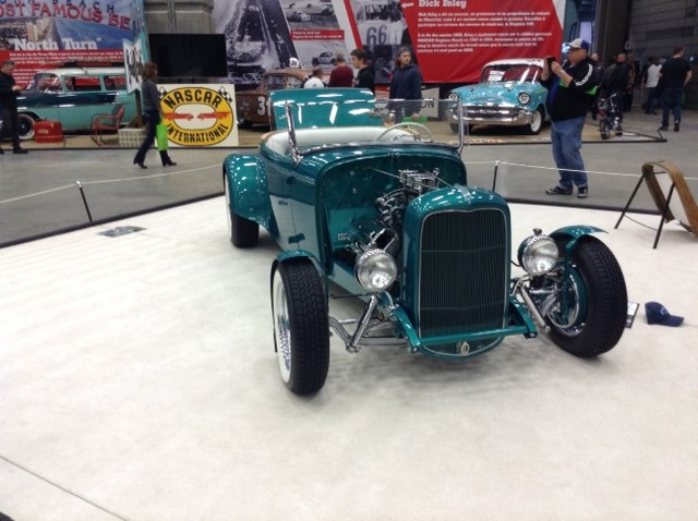 50e édition du Salon Auto Sport Québec - Page 2 Show210