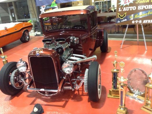 50e édition du Salon Auto Sport Québec - Page 2 Show3110