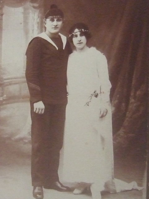 [Les traditions dans la Marine] Mariage en tenue Marine19