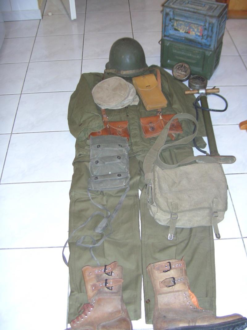 Mon début de tenue et équipement Algérie. Algeri10